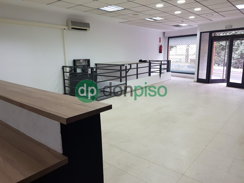 Imagen 2 Local Comercial en alquiler en Guadalajara / Cuesta del Matadero