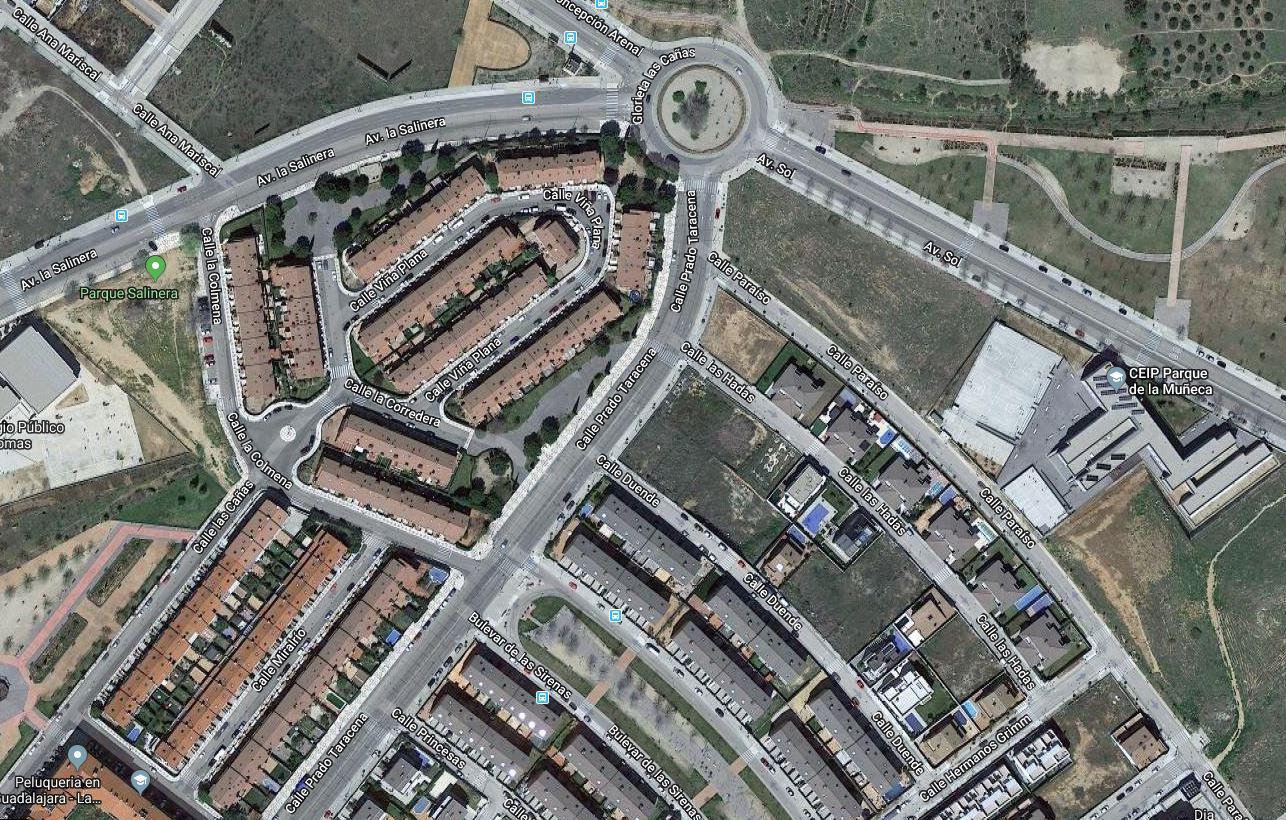 212297 - Zona Bulevar de las Sirenas- Avenida de Francia