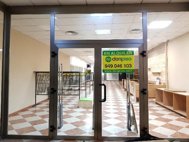 Imagen 1 Inmueble 216375 - Local Comercial en alquiler en Guadalajara / La Llanilla - Wenceslao Argumosa