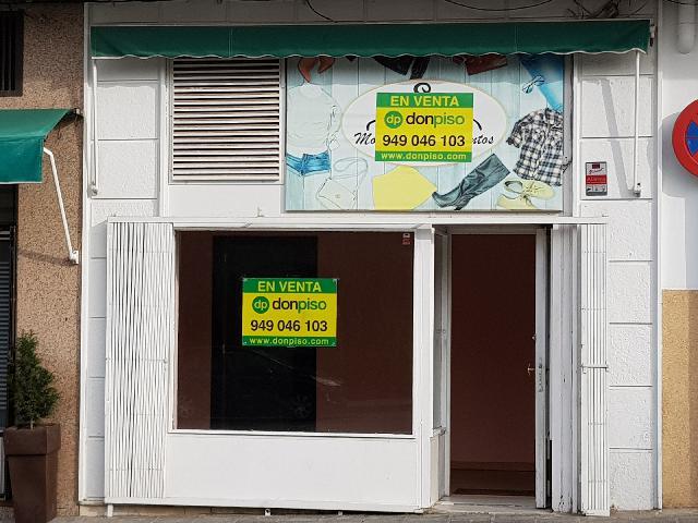 Imagen 1 Inmueble 216473 - Local Comercial en venta en Guadalajara / Calle Zaragoza cerca Vaguada