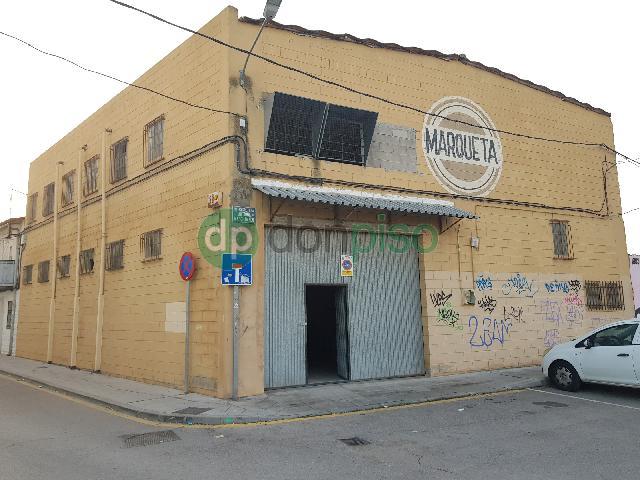 Imagen 1 Inmueble 217896 - Local Industrial en venta en Guadalajara / Junto a estación de Renfe