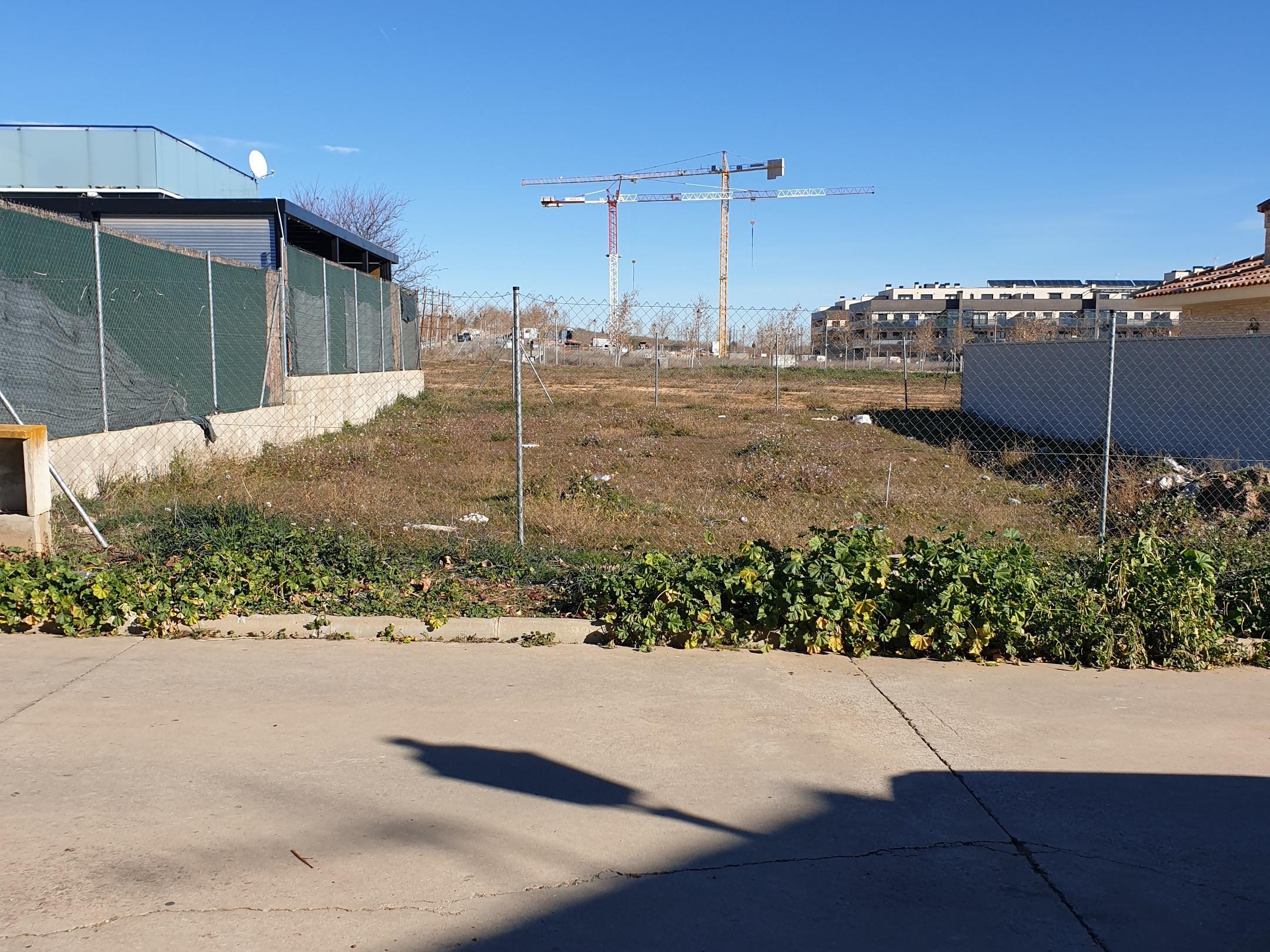 Imagen 1 Solar Urbano en venta en Cabanillas Del Campo / Cerca colegio La Senda
