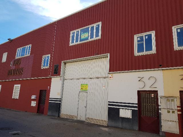 Imagen 1 Inmueble 220714 - Local Industrial en alquiler en Cabanillas Del Campo / En la mitad del polígono de Cabanillas