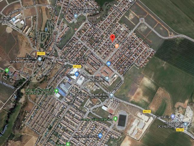 Imagen 1 Inmueble 221953 - Solar Urbano en venta en Villanueva De La Torre / Avenida de España