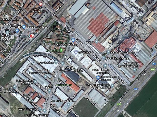 Imagen 1 Inmueble 222692 - Local Industrial en alquiler en Azuqueca De Henares / Polígono Industrial Garona