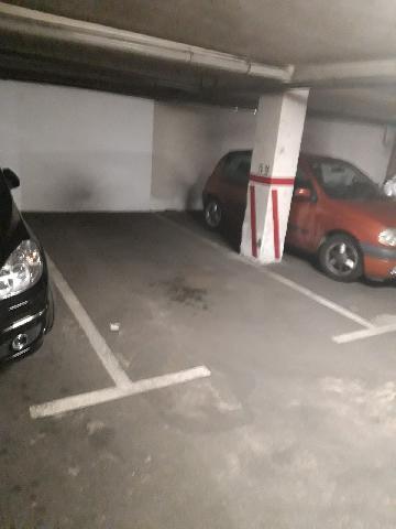 Imagen 1 Inmueble 244892 - Parking Coche en venta en Guadalajara / Entre Ferial y Virgen del Amparo