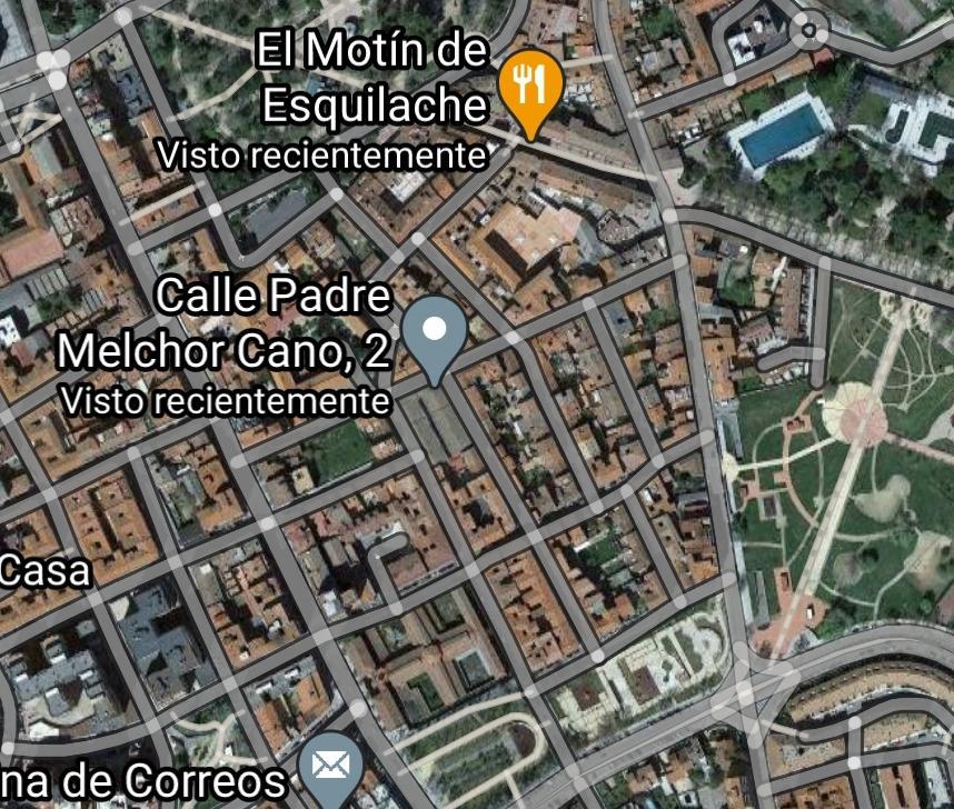 Imagen 2 Parking Coche en venta en Guadalajara / Entre Ferial y Virgen del Amparo