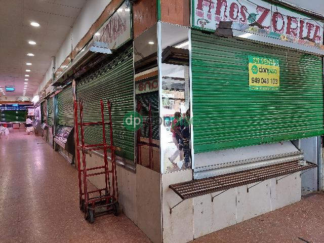 Imagen 1 Inmueble 250818 - Local Comercial en venta en Guadalajara / Mercado abastos calle cifuentes