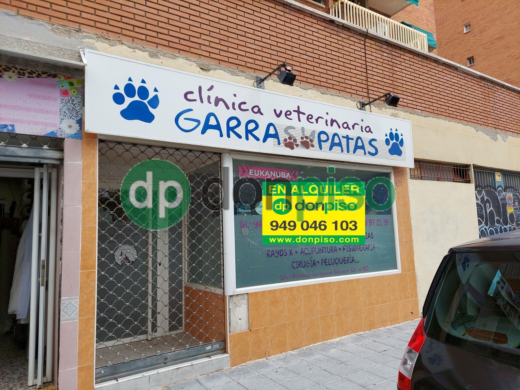 Imagen 1 Local Comercial en alquiler en Guadalajara / Enfrente Parque Amistad