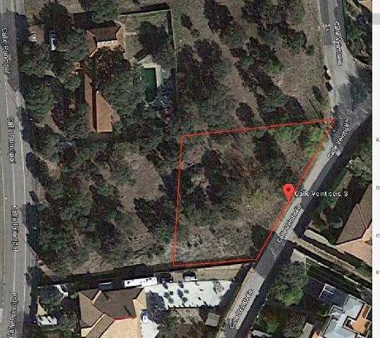 Imagen 1 Inmueble 210952 - Solar Urbano en venta en Escorial (El) / Suelo urbano en Los Arroyos(El Escorial)