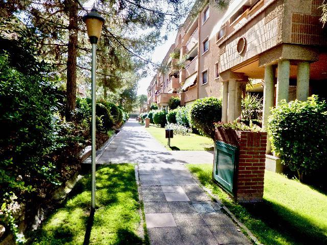 Imagen 1 Inmueble 213783 - Piso en alquiler en Pozuelo De Alarcón / Prado de Somosaguas