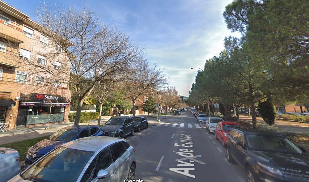 216512 - Encuentro calle Comunidad de Madrid