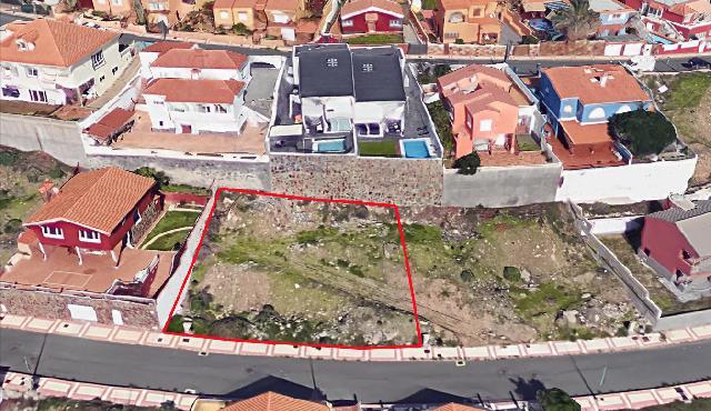 Imagen 1 Inmueble 239287 - Solar Urbano en venta en Telde / Urbanización Santa Margarita