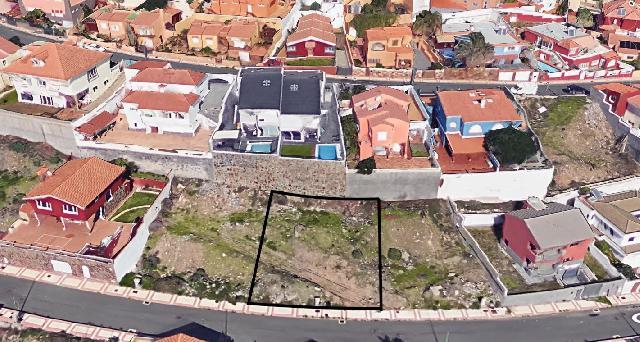 Imagen 1 Inmueble 239557 - Solar Urbano en venta en Telde / Urbanización Santa Margarita