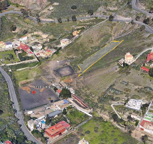 Imagen 1 Inmueble 239658 - Solar Rústico en venta en Palmas De Gran Canaria (Las) / Carretera El Sabinal