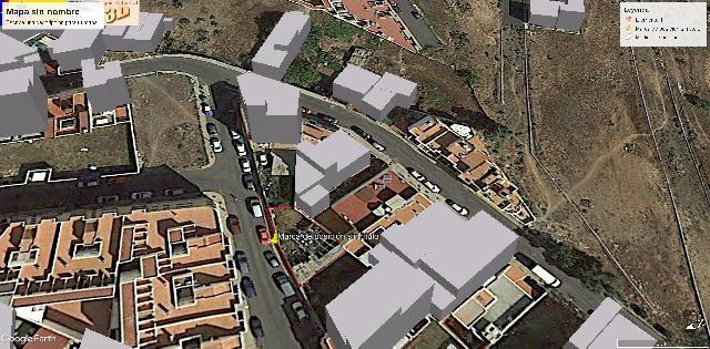 Imagen 1 Inmueble 243789 - Solar Urbano en venta en Ingenio / Llano de La Cruz