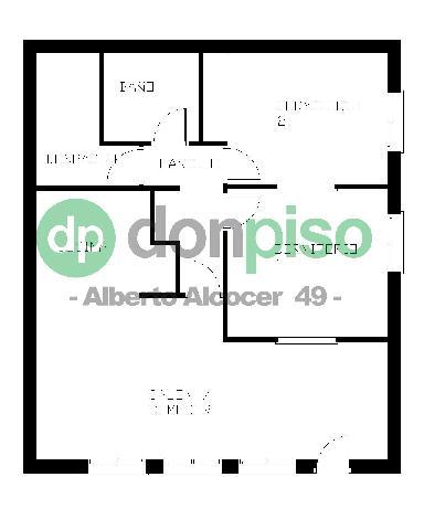 Imagen 1 Inmueble 245346 - Piso en venta en Madrid / Arturo Soria, Hotel Nuevo Madrid, Pinar de Chamartín