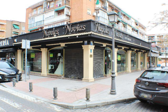 Imagen 1 Inmueble 247337 - Local Comercial en alquiler en Leganés / A escasos metros de Calle Madrid y calle  Butarque