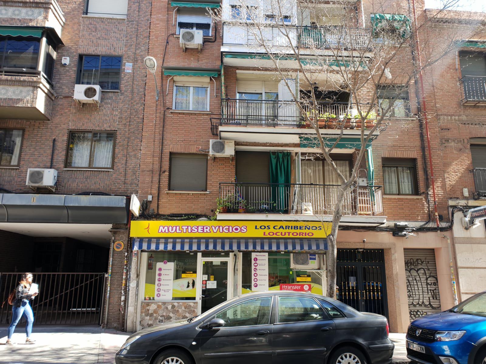 Imagen 1 Local Comercial en venta en Madrid / Muy cerca de la Calle Alcalá, barrio bien consolidado.