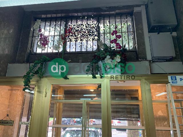 Imagen 1 Inmueble 227153 - Local Comercial en alquiler en Madrid / Frente al Parque de el Retiro - Niño Jesus.