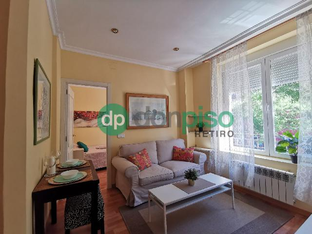 Imagen 1 Inmueble 241738 - Piso en alquiler en Madrid / Boulevard Alcalde Sainz De Baranda.