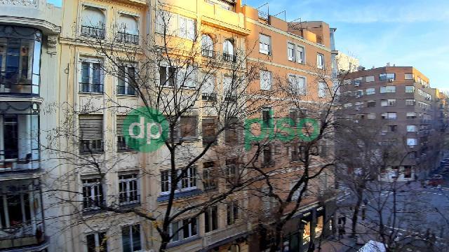 Imagen 1 Inmueble 245552 - Piso en alquiler en Madrid / En pleno Barrio de Salamanca