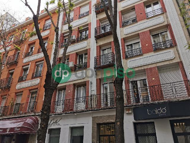 Imagen 1 Inmueble 249439 - Piso en alquiler en Madrid / Cerca de la plaza Manuel Becerra.
