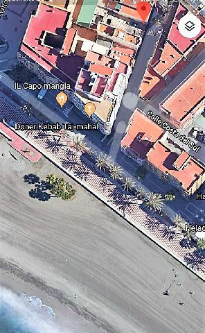 Imagen 1 Inmueble 238120 - Solar Urbano en venta en Almería / Junto a la playa de San Miguel en el Zapillo