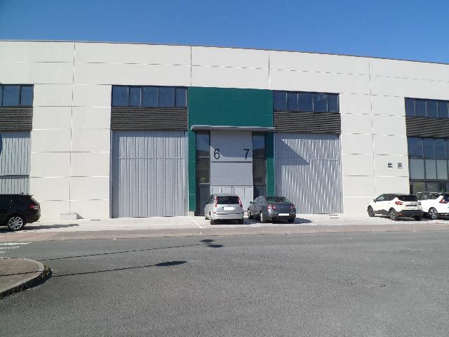 Imagen 1 Inmueble 228480 - Local Industrial en alquiler en Iurreta / En el polígono industrial Tabernabarri