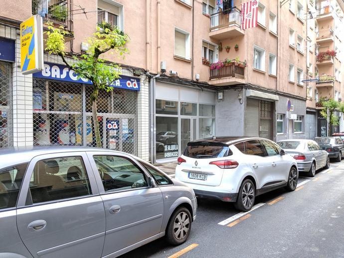 Imagen 1 Local Comercial en venta en Durango / En la calle Urkiola