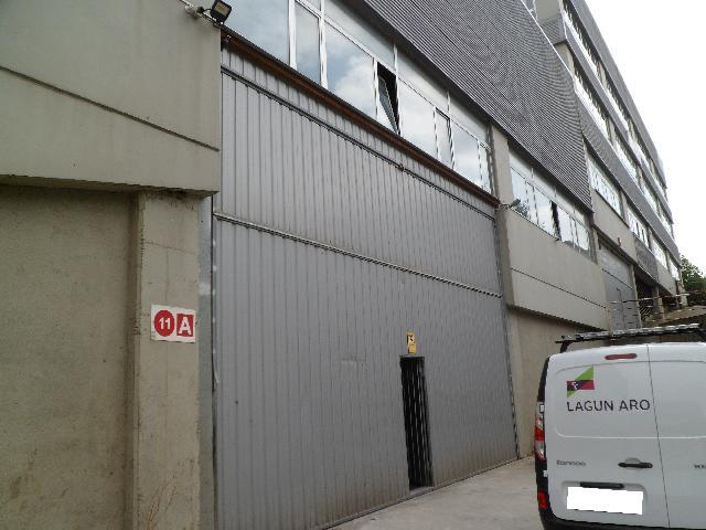 Imagen 1 Inmueble 241219 - Local Industrial en venta en Iurreta / En el polígono Alienalde