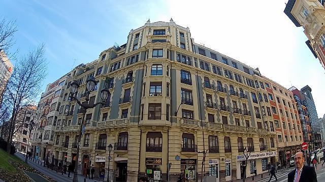 Imagen 1 Inmueble 241315 - Oficina Comercial en alquiler en Bilbao / En la calle Ercilla