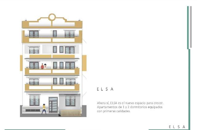Imagen 1 Inmueble 237052 - Piso en venta en Santiago Del Teide / Enfrente de la plaza.