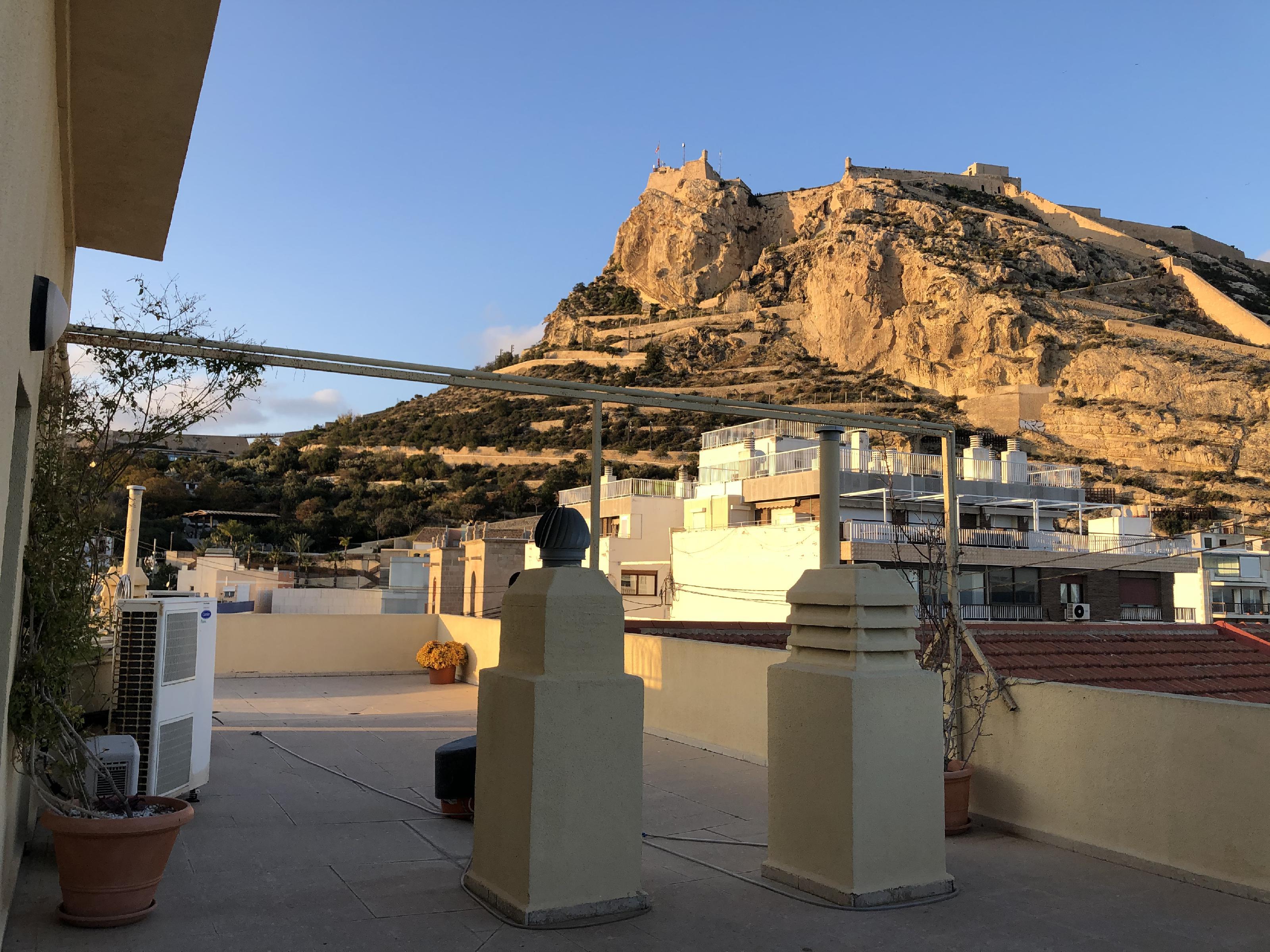 Imagen 2 Piso en venta en Alicante/alacant / Frente a la playa del Postiguet