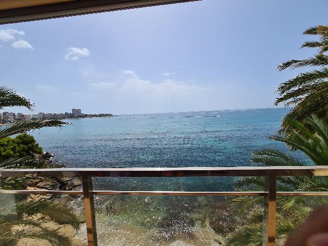Imagen 1 Inmueble 240859 - Apto. Playa en venta en Alicante/alacant / Enfrente del mar.Playa de la albufereta