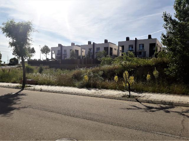 Imagen 1 Inmueble 245466 - Solar Urbano en venta en Rozas De Madrid (Las) / Centro de Salud La Marazuela