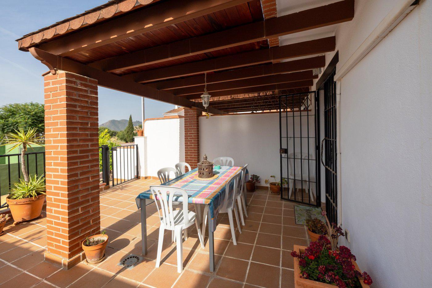 Imagen 3 Casa Adosada en venta en Atarfe / Urbanización Llanos de Silva-Pantano de Cubillas