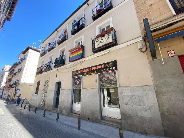 Imagen 1 Inmueble 249902 - Local Comercial en alquiler en Madrid / Metro Puerta de Toledo L5