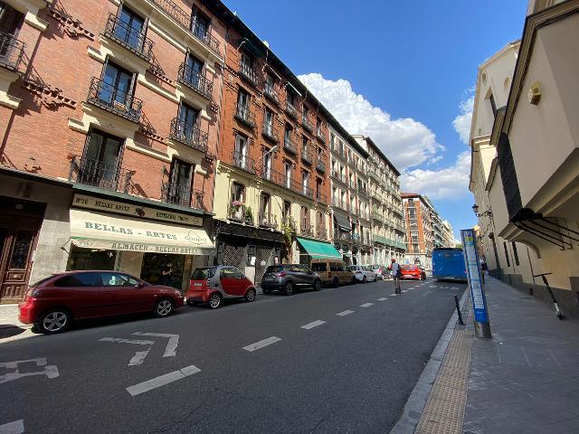 Imagen 1 Inmueble 250879 - Local Comercial en alquiler en Madrid / Plaza Tirso de Molina