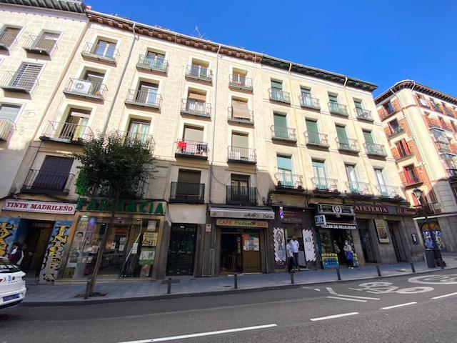 Imagen 1 Inmueble 254630 - Apartamento en venta en Madrid / La Latina, calle toledo