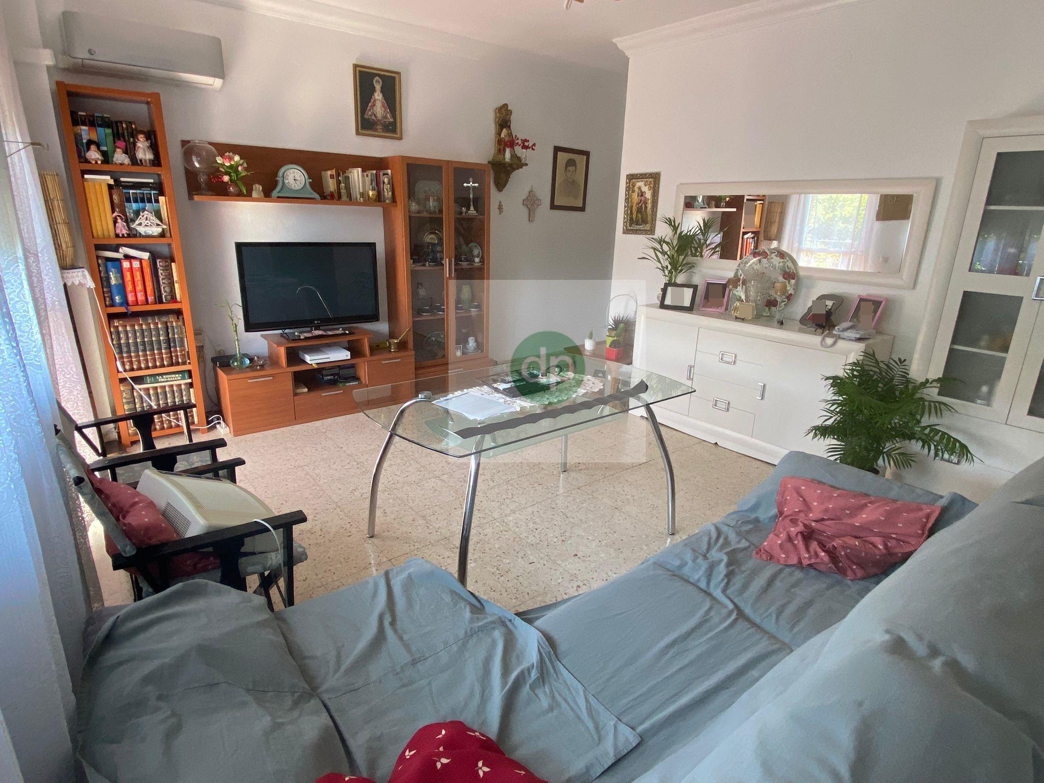 Imagen 3 Piso en venta en Badajoz / San Roque - La Picuriña. En plena avenida.
