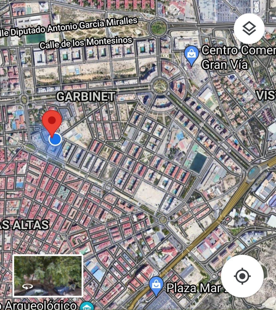 Imagen 3 Apartamento en venta en Alicante/alacant / Zona Residencial Garbinet