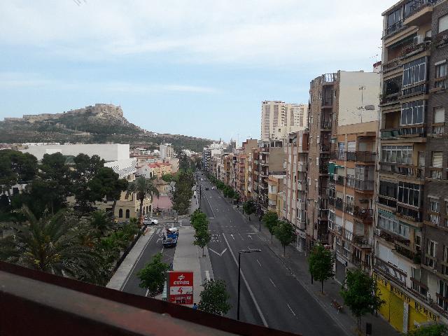 Imagen 1 Inmueble 252785 - Apartamento en venta en Alicante/alacant / Zona campoamor. palacio de congresos