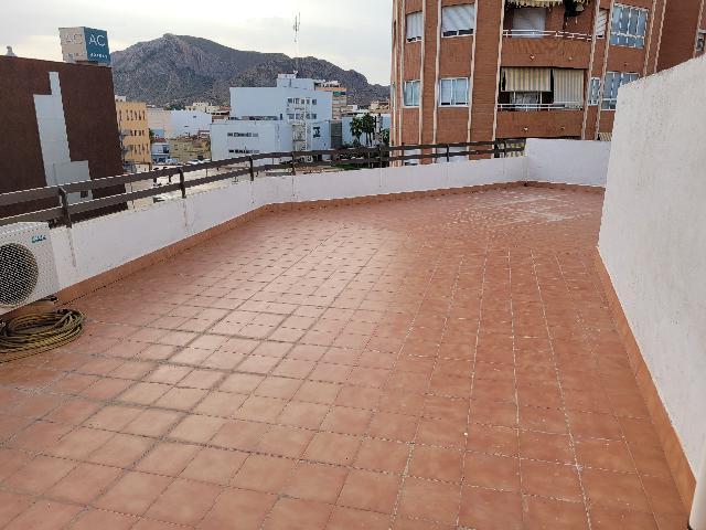 Imagen 1 Inmueble 253440 - Ático en venta en Elda / Frente Hotel A C de Elda