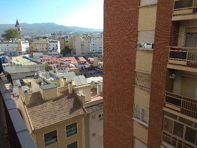 Imagen 1 Inmueble 252499 - Apartamento en venta en Málaga / Zona tranquila, en edificio con planta diafana