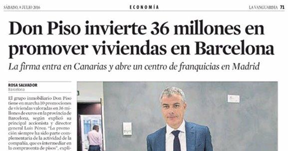 Luis Perez donpiso expansion