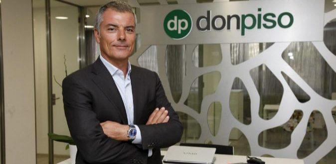 Luis Perez director general de donpiso