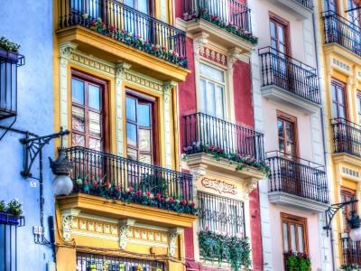 Viviendas españolas