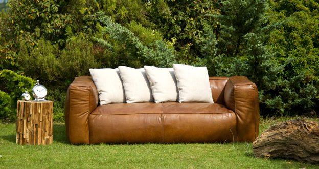 Sofa at Garden