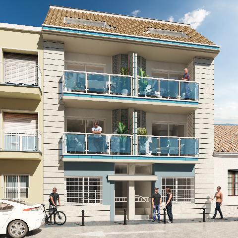 Imagen 4 Promoción Obra Nueva 119 - Obra nueva en Fuengirola / Fuengirola centro playa